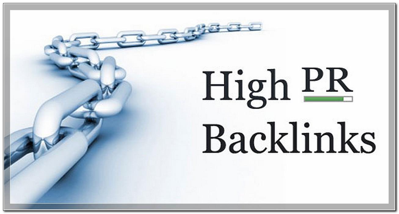 Seo Backlink Profile