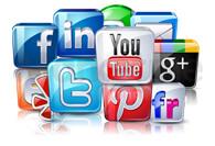 social media για την προώθηση ιστοσελίδας